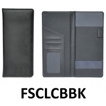 FIS CHEQUE BOOK HOLDER ITALIAN PU