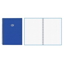 FIS 5MM MANUSCRIPT BOOK WITH SPIRAL BINDING