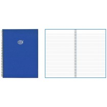 FIS 8MM RULED MANUSCRIPT BOOKS WITH SPIRAL BINDING