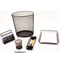 FIS METAL MESH DESK SET