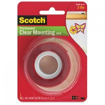 SCOTCH MOUTING TAPES 4010, 4011 & 4013
