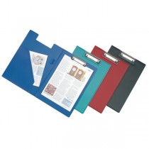 DURABLE PVC A4 DOUBLE SIDED CLIP BOARD TR19