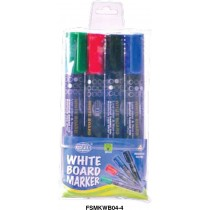 FIS WHITE BOARD MARKERS - BROAD