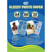 INK JET GLOSSY PHOTO PAPER
