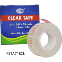 FIS CLEAR TAPES