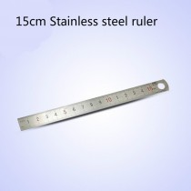 DELI STAINLESS STEEL RULER