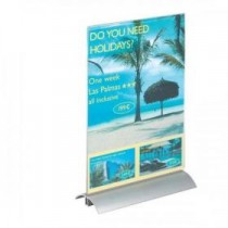 DURABLE SIGN HOLDERS