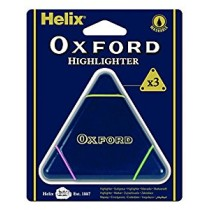 HELIX OXFORD TRI-HIGHLIGHTER