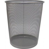 MESH METAL WASTE BINS