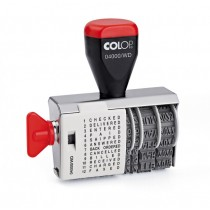 COLOP BAND STAMP 04000 / WD