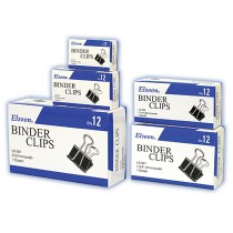 Binder Clips - Clips,Pins & Rubber Bands - Office Supplies