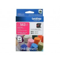 BROTHER INK CARTRIDGE MAGENTA LC-563M