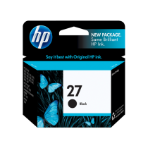 HP CARTRIDGE 27 BLACK (C8727AE)