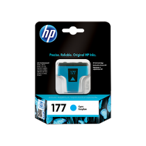 HP CARTRIDGE  177 CYAN (C8771HE)