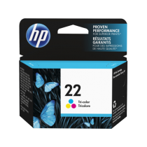 HP CARTRIDGE  22 COLOUR (C9352AE)