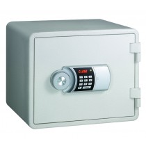 EAGLE FIRE RESISTANT SAFE YESM-020K WHITE