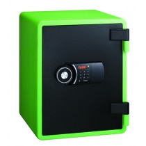 EAGLE FIRE RESISTANT SAFE YES-031DK GREEN