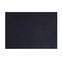 Deluxe A3 Embossed Leather Board Binding Cover, 100/pack, Black