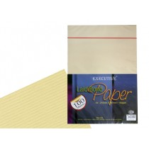 FIS Executive Laid Bond Paper A4, 100gsm, 100sheets/pack, Corona Cream
