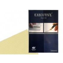 FIS Executive Laid Bond Paper A4, 100gsm, 500sheets/box, Corona Cream