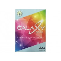 Galaxy Colored Copy Paper, A4, 80gsm, Blue
