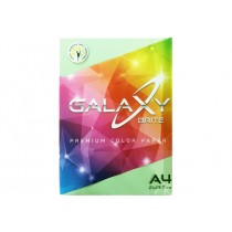Galaxy Colored Copy Paper A4, 80gsm, Green