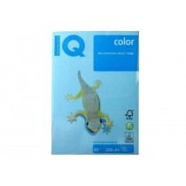 IQ Colored Copy Paper A4, 80gsm, 500sheets/ream, Pale Blue