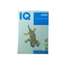 IQ Colored Copy Paper A4, 80gsm, 500sheets/ream, Pale Green