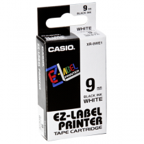 CASIO LABELLING TAPE 9MM XR-9WE