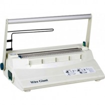 DSB BINDING MACHINE  WIREGIANT (MANUAL WIRE)