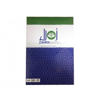 Zahra Environment Friendly Paper, A4, 80gsm, 500sheets/ream, White